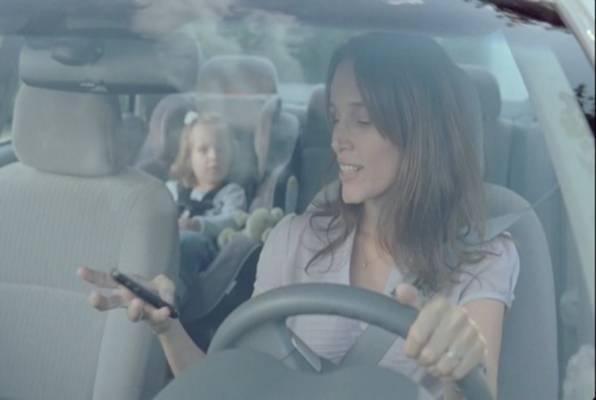Aplikacija javlja da vozite i da se ne možete javiti
