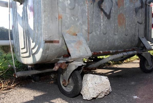 STRAVA NA MEDVEŠČAKU: Tražio plastične boce u kontejneru, našao ljudsku lubanju