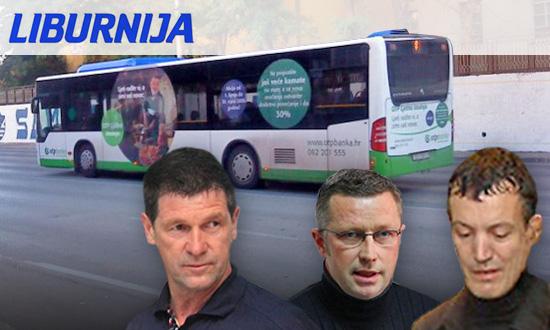 POSLOVI NA ŠTETU PRORAČUNA Dok Liburnija prijavljuje milijunske gubitke, Sinovčić, Golem i Blašković na njezinim autobusima izvlače enormne svote novca dok je iznos iste koncesije u Liburniji – POSLOVNA TAJNA!