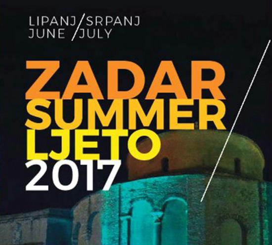 ZADARSKO LJETO 2017 Svira Tadić, pleše Labuđe jezero, a gleda se Chagall