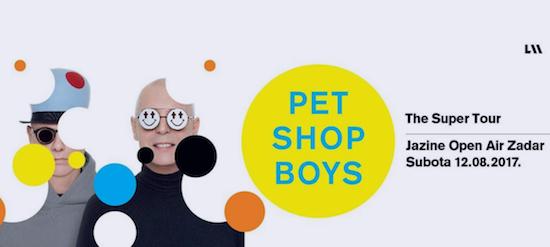 Super turneja Pet Shop Boysa svoje će prvo i jedino predstavljanje u našoj regiji imati u Zadru!