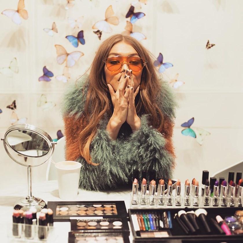 Nova make up kolekcija Gigi Hadid za Maybelline