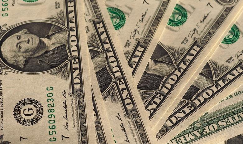 Porastao tečaj dolara
