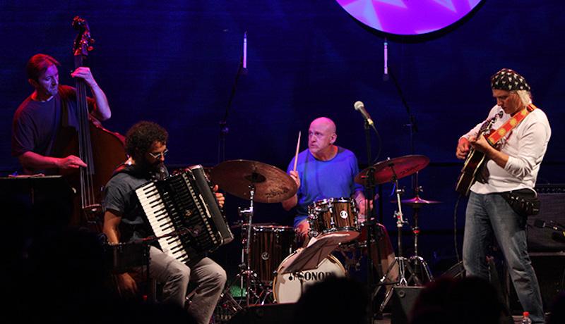 MEĐUNARODNA JAZZ ATRAKCIJA – ZZ Quartet u HNK Zadar 21. listopada