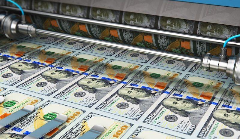 Dolar blago ojačao