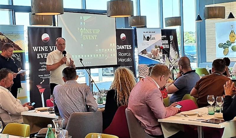 Tri vrhunska Wine Vip eventa poslala su pozitivnu energiju našim ugostiteljima i turizmu