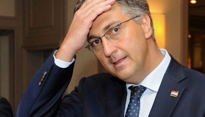 KAZNE ZA POLITIČARE Da je naš prijedlog u Zakonu, Plenković bi bio kažnjen zatvorom – kaže Grmoja
