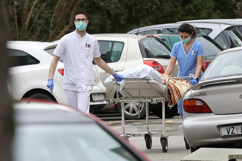 Imamo 70 novih slučajeva, skoro pola ih je u Zadru, umrle tri osobe