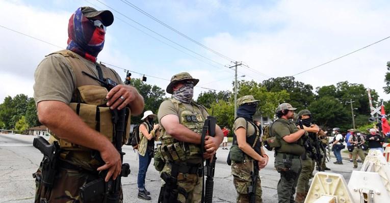 FBI: Naoružana skupina prijeti pobunom u svim američkim državama