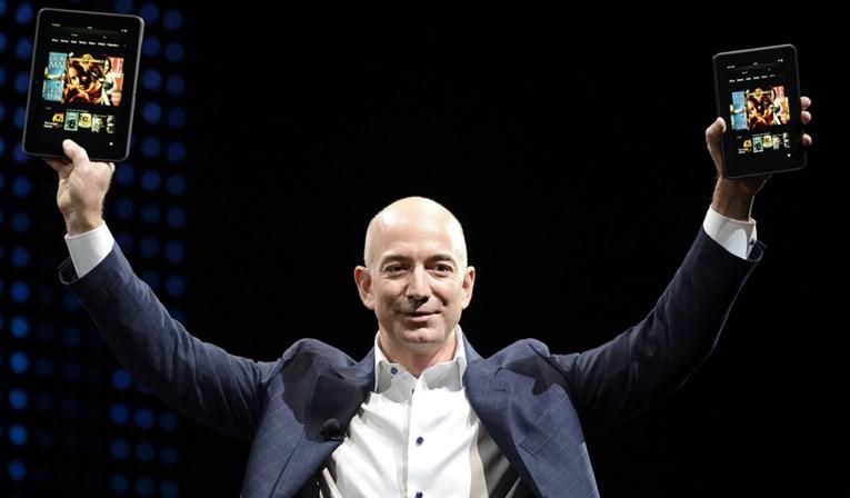 Jeff Bezos više neće biti šef Amazona