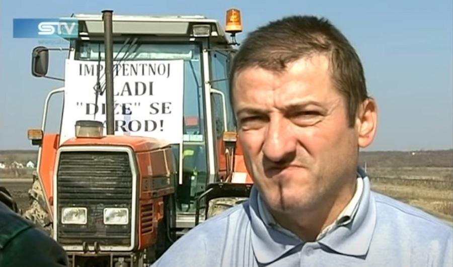 Iz RH ne bježe samo radnici, već i seljaci! Vođe velikih seljačkih prosvjeda 2010. sada rade na baušteli