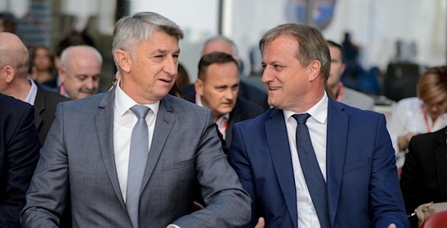 Branko Dukić ostaje gradonačelnik Zadra, Božidar Longin ostaje župan