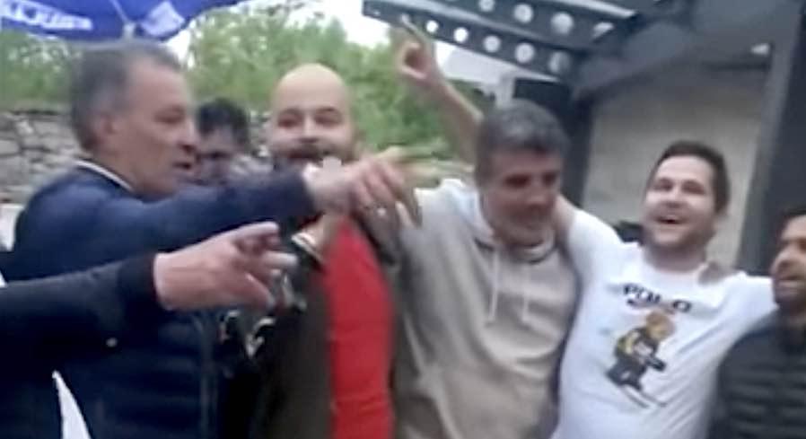 Umjesto da su u zatvoru braća Mamić se ludo provode u BiH, slave i pjevaju hajdučke pjesme