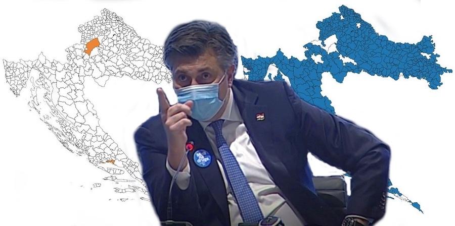 REPUTACIJA STRANKE BITNIJA OD DRŽAVE: Plenković naredio ministrima da govore kako nema HDZ-ovog pravosuđa