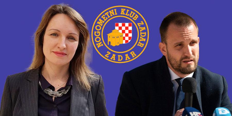 BOTIĆ ERLIĆU: Vrijednosti koje štitite i razlozi osnivanja HNK Zadar su skrivanje odgovornih za izvlačenje novca iz NK Zadar