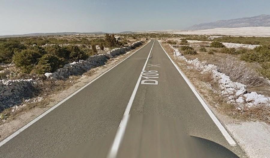 U prometnoj nesreći na Pagu poginuo 33-godišnji muškarac