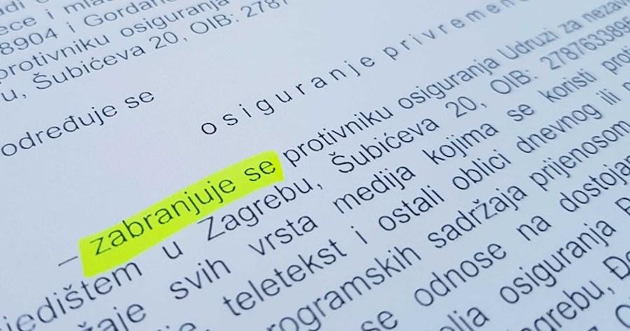 Novinarki sud zabranio da piše o Buljan Flander