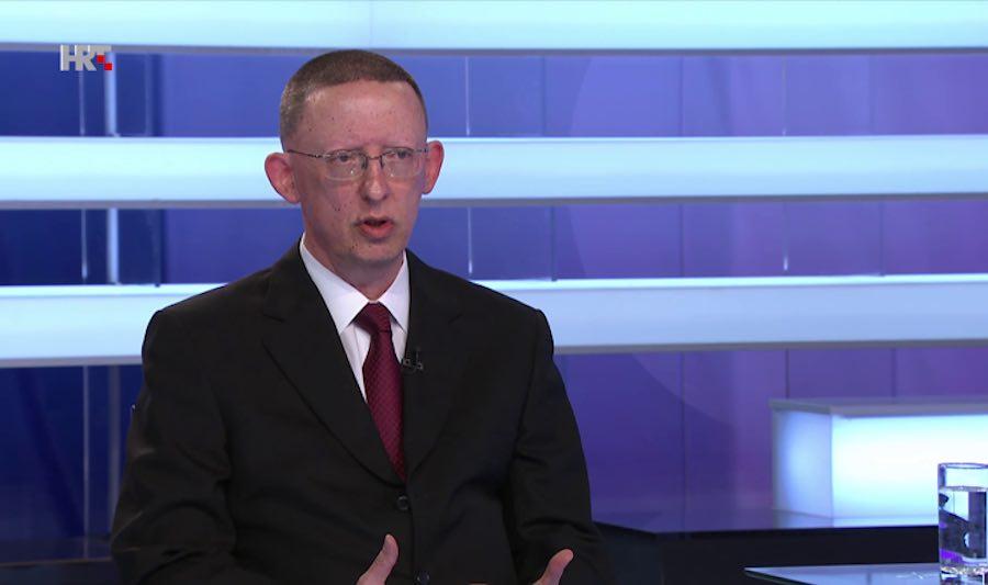 O predsjedniku Vrhovnog suda odlučuje – Andrej Plenković