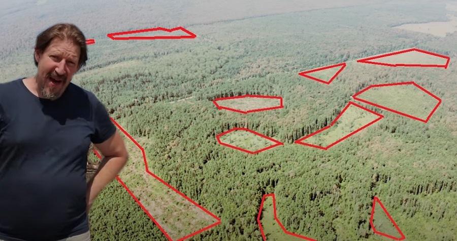 KRAĐA DRVNE MASE! Hrvatske šume opustošile orintološki rezervat, Waitz od EU traži kazneni progon