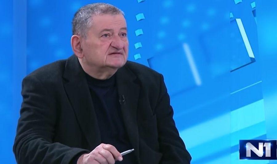 """Bivši šef Vrhovnog suda oštro prema Mrčeli: """"Rezultati su mu skromni, napredovao je zbog presude protiv Tuđmana"""""""