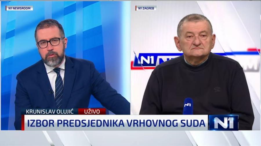 OLUJIĆ O PLENKOVIĆU: Postao je hrvatski tiranin, satrap..