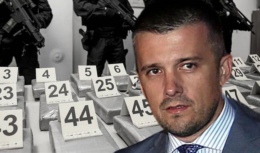 Čokara priznao krivnju za šverc kokaina u bananama, dobio 6.5 godina zatvora